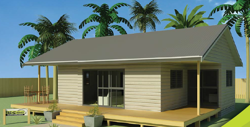 trenz homebuild south pacific series