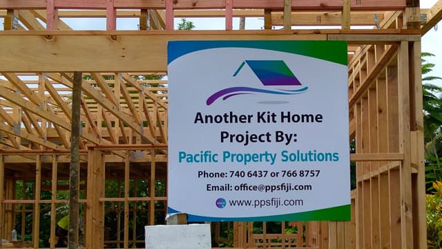 quality kit kome frame builds by Pacific Property Solutions