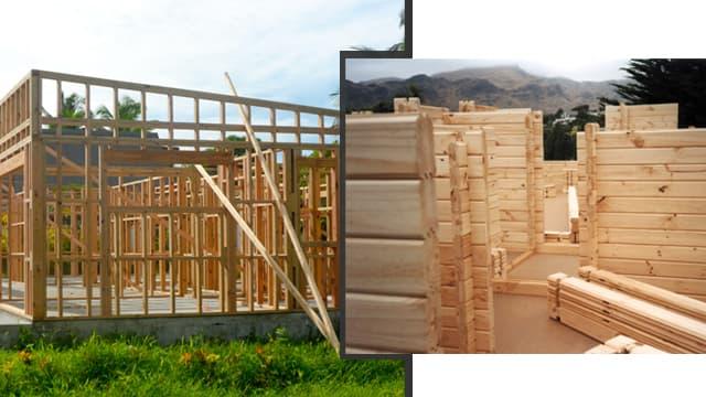 kit build wood frame
